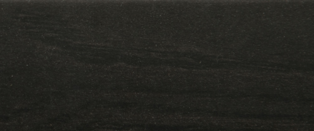 Laminate Floor Moulding-Trim-Transition Colour True Black