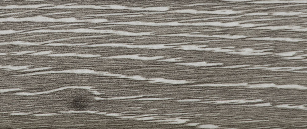 Vinyl Floor Moulding &Amp; Transition Colour Wire-Brushed Gray