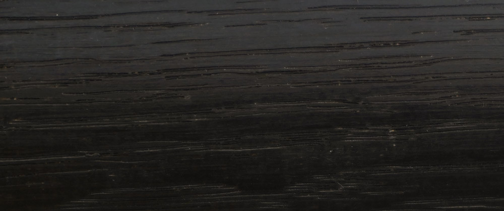 Wood Floor Moulding And Transition Colour Rich Black