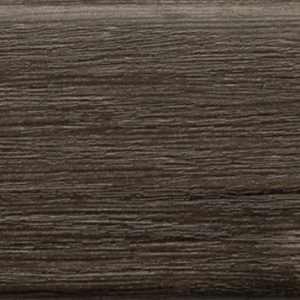Vinyl Floor Moulding &Amp; Transition Colour Deep Brown