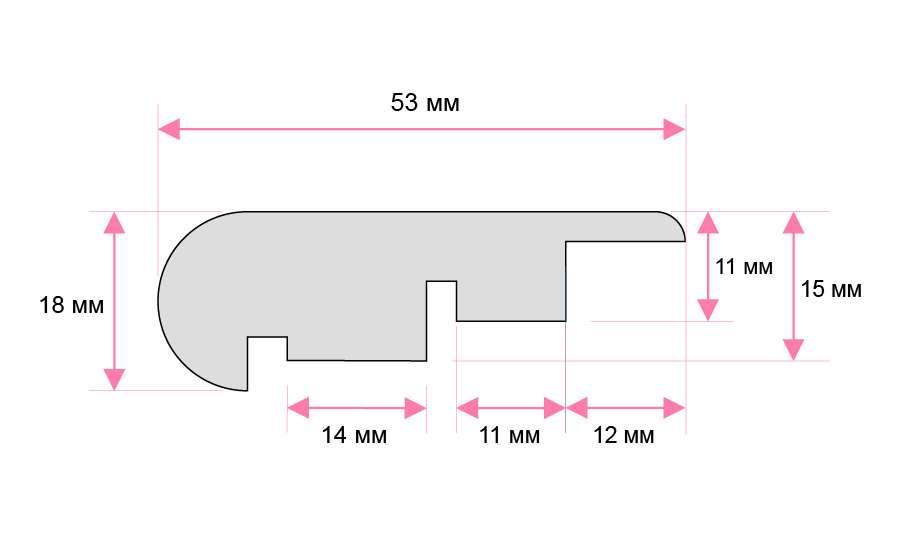 Laminate Overlap Nosing Image
