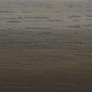 Wood Floor Moulding And Transition Colour Dark Brown-Gray